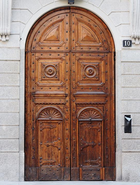 door wood old door goal house entrance doors & Door Wood Old · Free photo on Pixabay