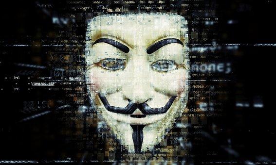 匿名, 以前にも攻撃, 自由, 顔, グループ, まLegion