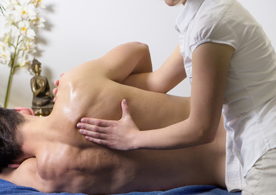 Massage, Shoulder, Human, Relaxation, Classic Massage