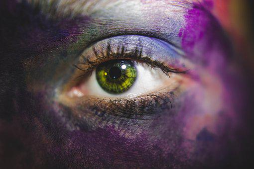Eye, Macro, Human, Close Up, Iris, Close