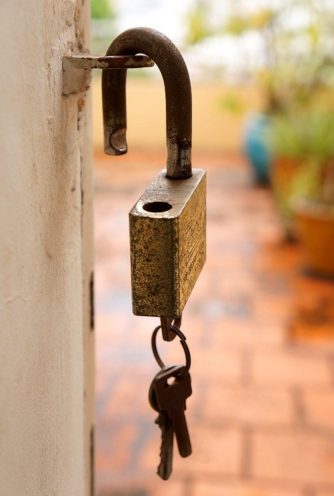 Locks Rust Time The - Free photo on Pixabay