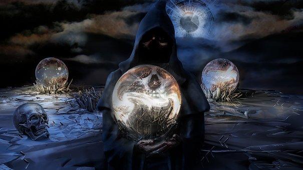 Fantasy, Horror, Mystical