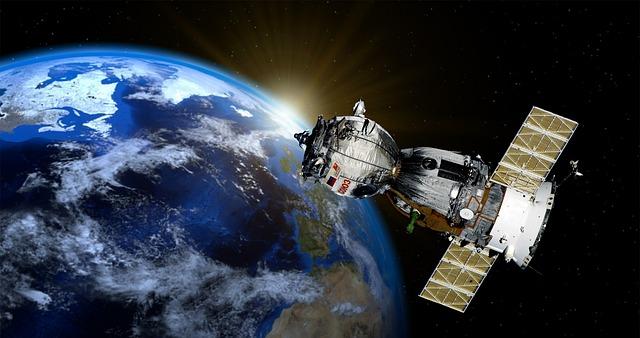 Free Photo Satellite Soyuz Spaceship Free Image On Pixabay - Satelite image