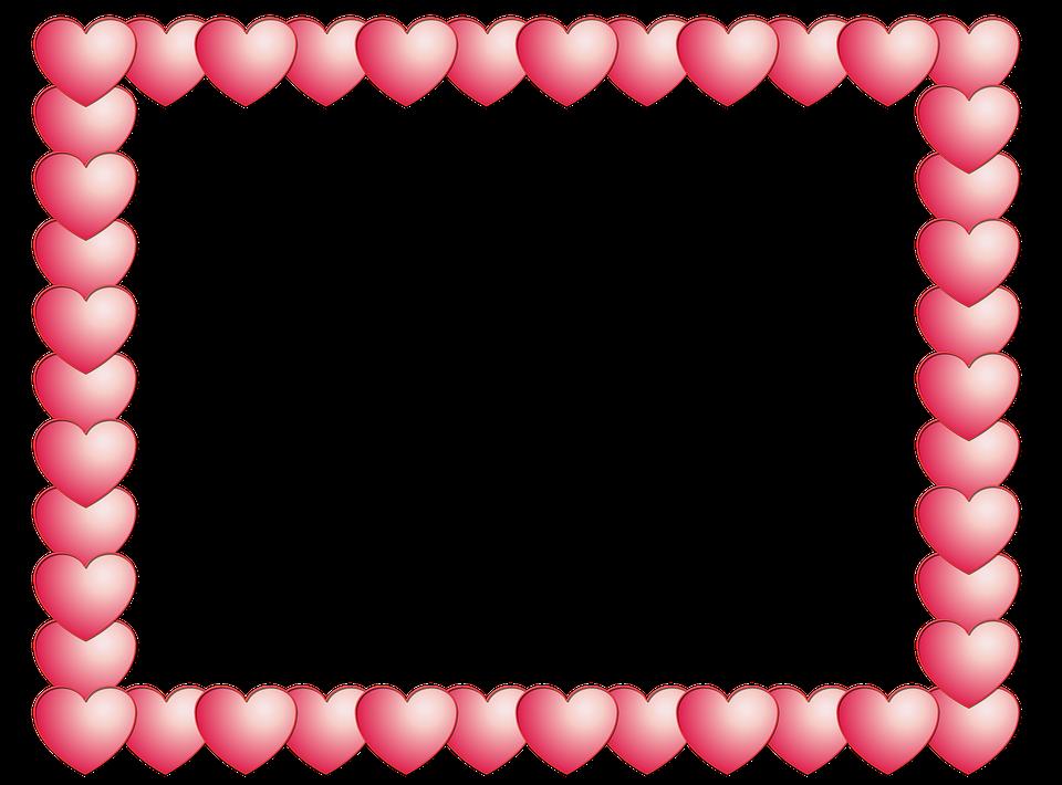 Heart Frame Love · Free image on Pixabay