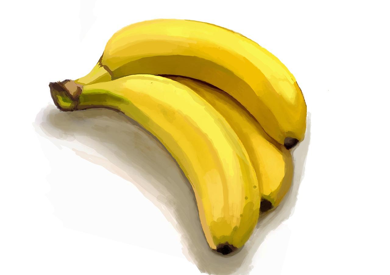 Картинка цветная банан