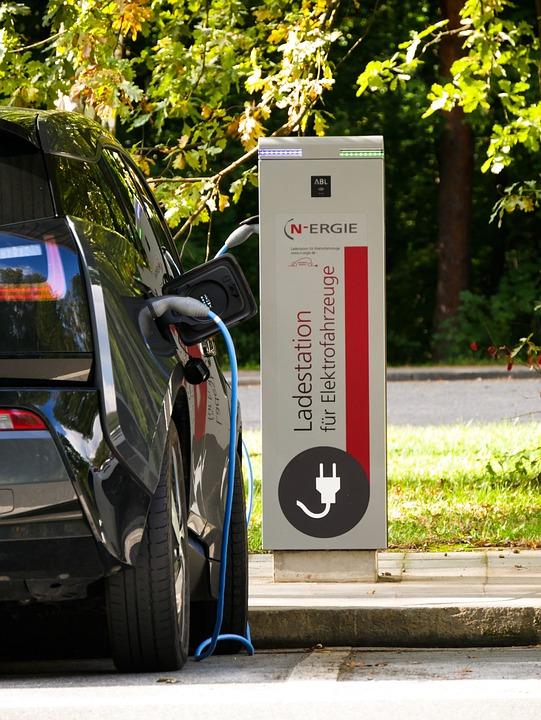 Transport, Verkehr, Auto, Elektroauto, Klimaschutz