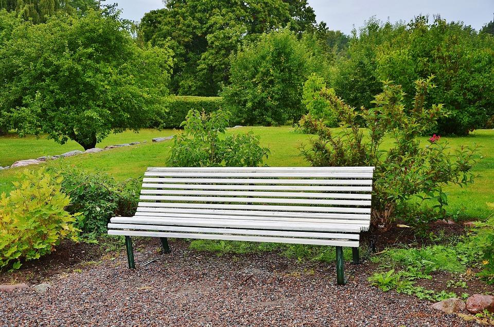 Banco Parque Sentarse · Foto gratis en Pixabay