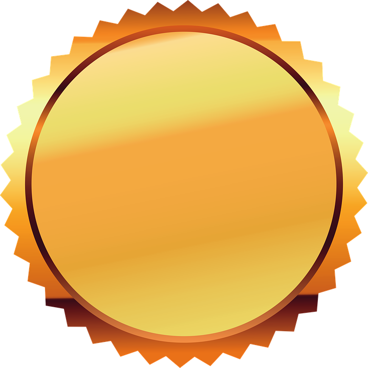 Seal Gold Certificate Free Image On Pixabay