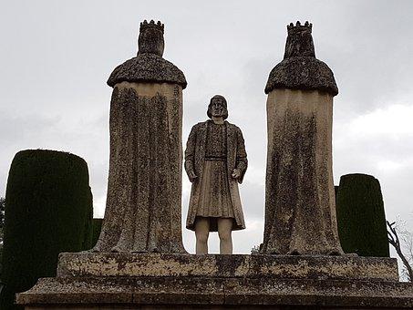 Colón, Reyes Católicos, España, Córdoba