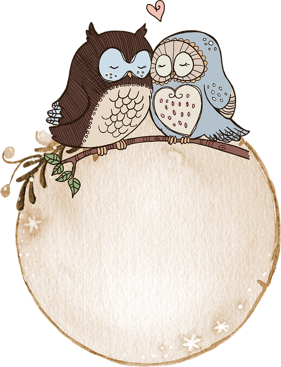 Label Watercolor Owl 183 Free Image On Pixabay