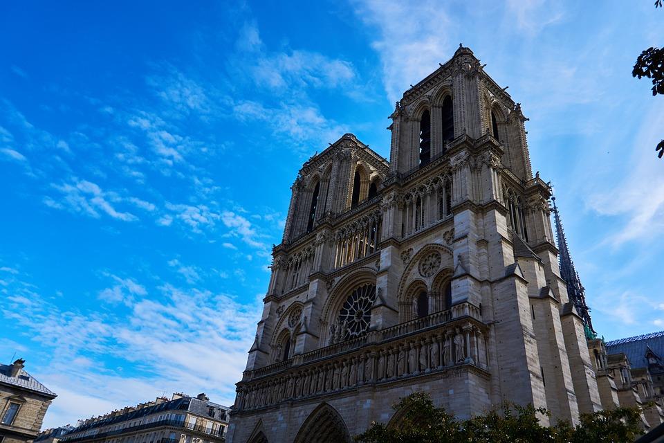 Paris França Notre Dame · Foto gratuita no Pixabay
