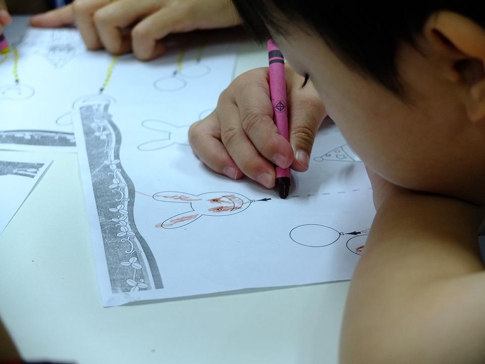 Schreiben Färben Kinder · Kostenloses Foto auf Pixabay