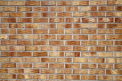 煉瓦, 建築物, 柄, 背景, 壁, タイル, 平方, パターン, 表面, 質感