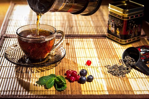 Tea, Maker, Herb, Drink, Cup, Green Tea
