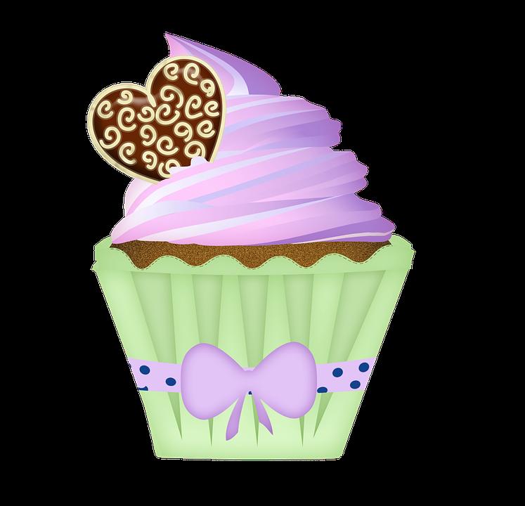 Clipart Kuchen Cupcake Kostenloses Bild Auf Pixabay