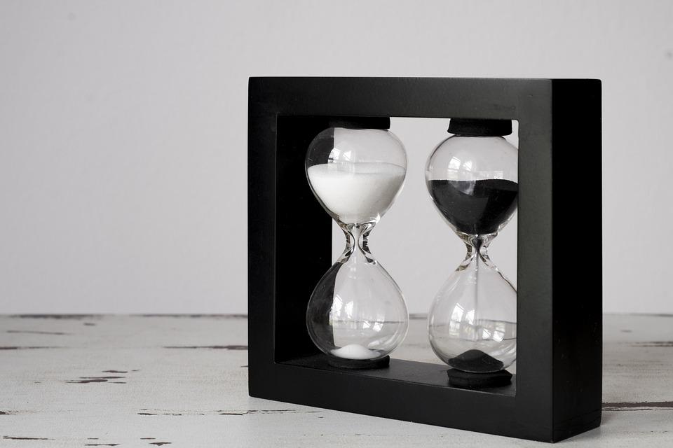 Horloge, Sablier, Kuechenuhr, Temps, Laps De Temps