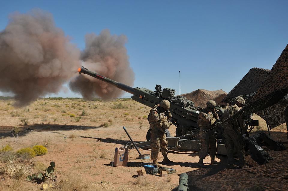 Marines M777 Howitzer Artillery - Free photo on Pixabay