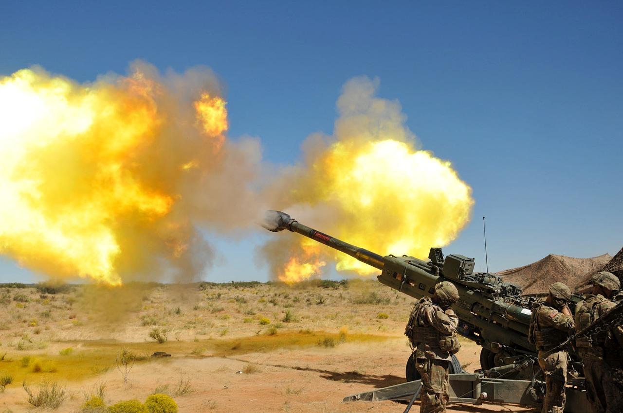 Marines M777 Howitzer Artillery - Free photo on Pixabay
