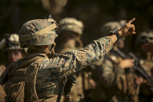 Marines, Uniform, Camo, Soldiers, Usmc