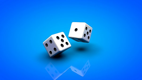Dice, Game, Random, Good Luck, Cube