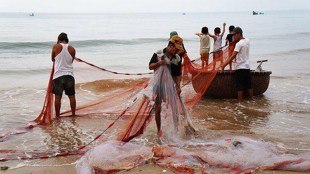 Fishing net free pictures on pixabay for Drag net fishing