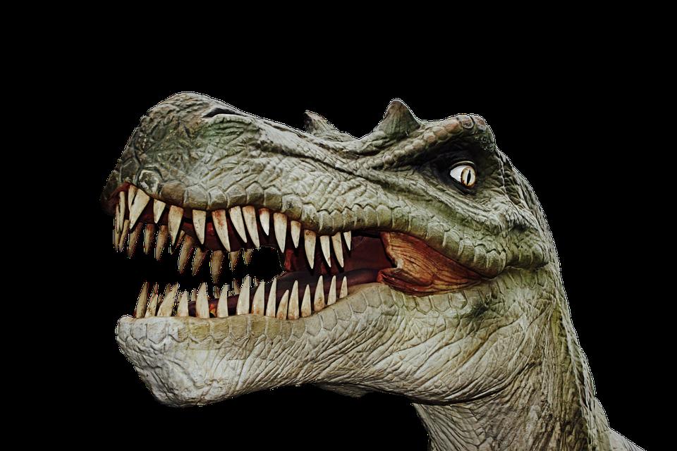 Dinosaur, Dino, Kæmpefirbenet, Urtiden, T-Rex