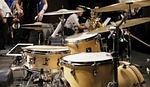 drums, drum, pool