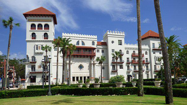 St Augustine, Florida, Architecture