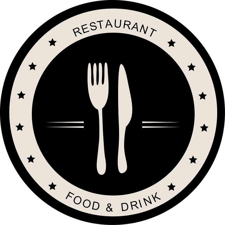 Label Round Restaurant · Free image on Pixabay