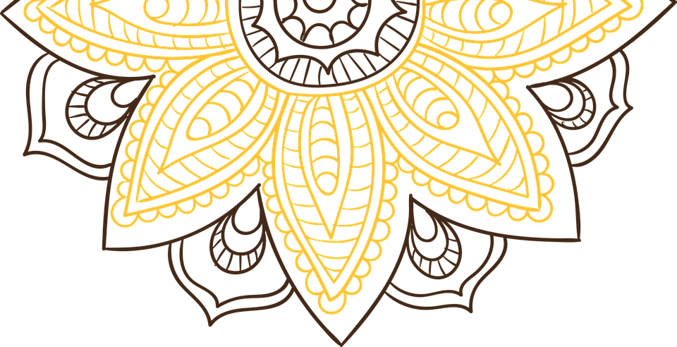 Free Illustration Mandala Pattern Vintage Fancy