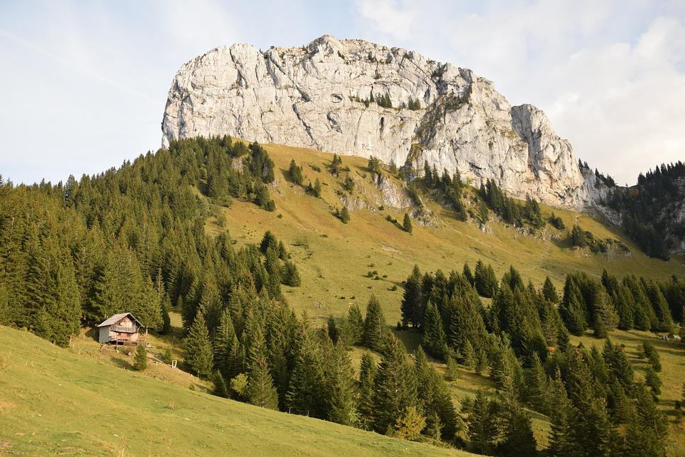 chalet montagne alpage photo gratuite sur pixabay. Black Bedroom Furniture Sets. Home Design Ideas
