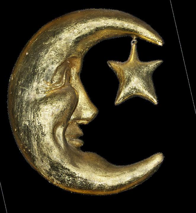 Boa Noite Lua Star Imagens Grátis No Pixabay