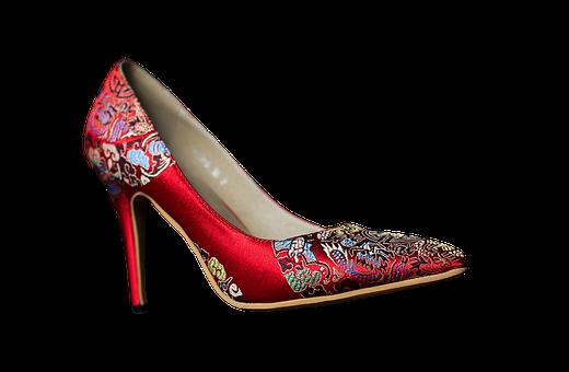 High Heeled Shoes, Pumps, Women'S Shoes