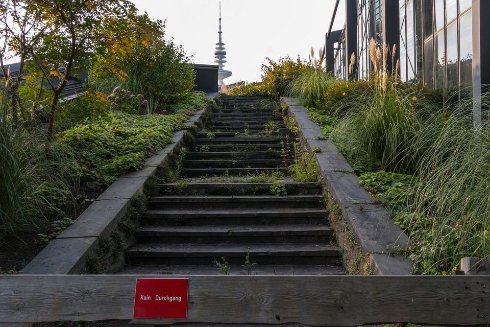 Treppe Hamburg treppe hamburg planten un blomen kostenloses foto auf pixabay