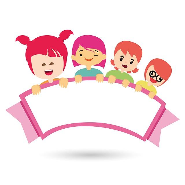 Free illustration: Kids, Clipart, Cute, Design - Free ...