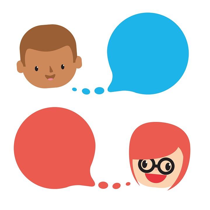 talk discussions kids free image on pixabay rh pixabay com talk back clipart talk back clipart