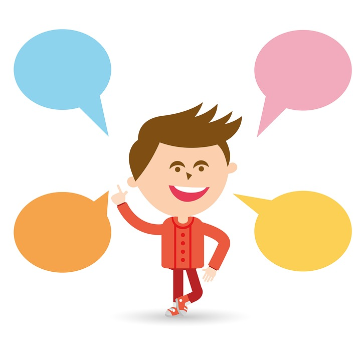 boy discussions talk free image on pixabay rh pixabay com let's talk clipart clipart talk bubble