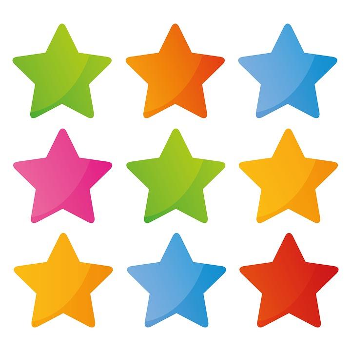 Der Stern Interstellar Farben · Kostenloses Bild auf Pixabay
