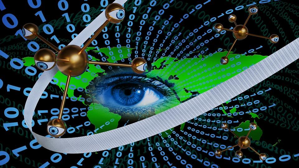 Big Brother Monitoring Digital - Free image on Pixabay