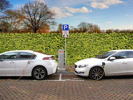 Electric Car, Hybrid Car, Charging