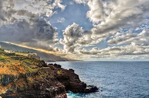 Landscape, Atlantic, Nature, Sea, Coast