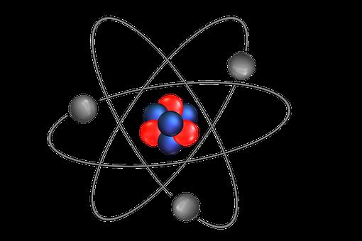 Lithium, Atom, Isolated, Atomic, Physics