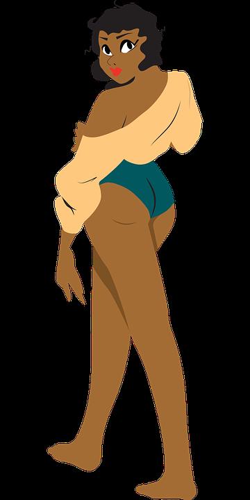 Ebony sexy graphics
