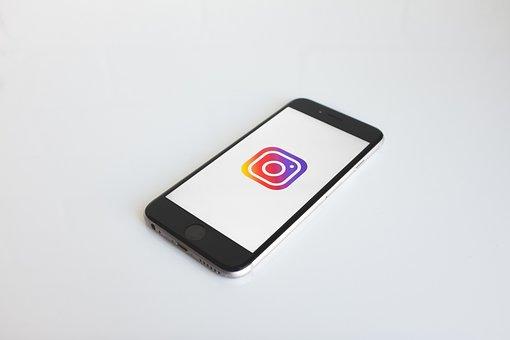 Smartphone, Instagram, Phone