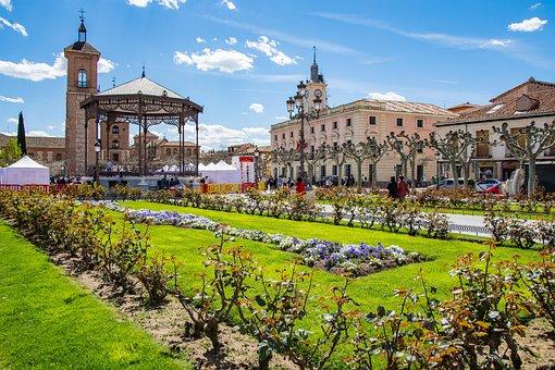 Vista de Alcalá de Henares