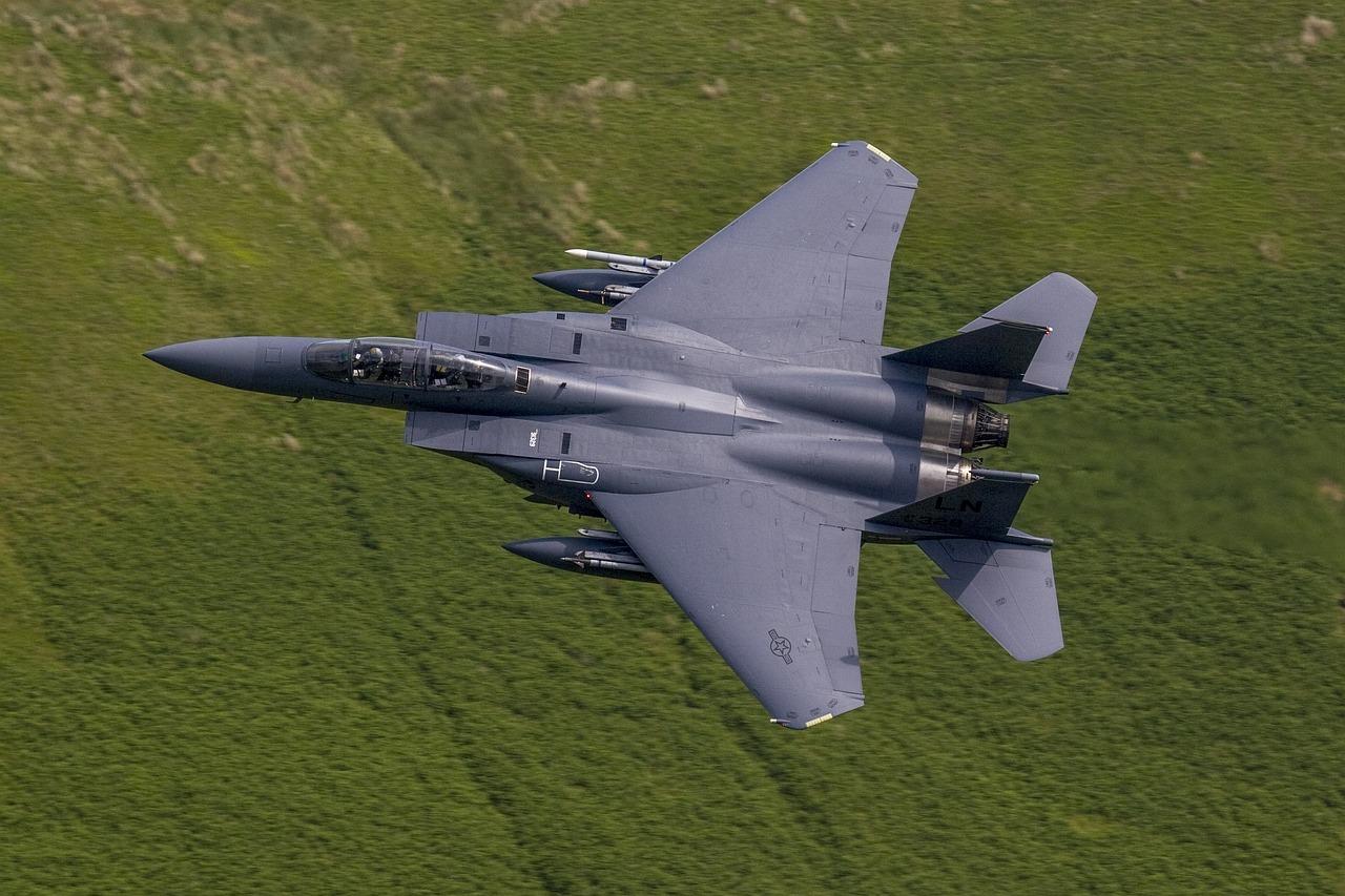 F15 Eagle Fighter - Free photo on Pixabay
