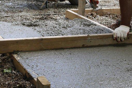 De Concreto Para Pavimentação