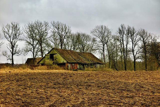 Old Barn Landscape 183 Free Photo On Pixabay