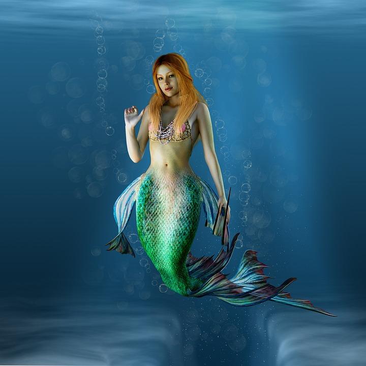 Mermaid Depiction