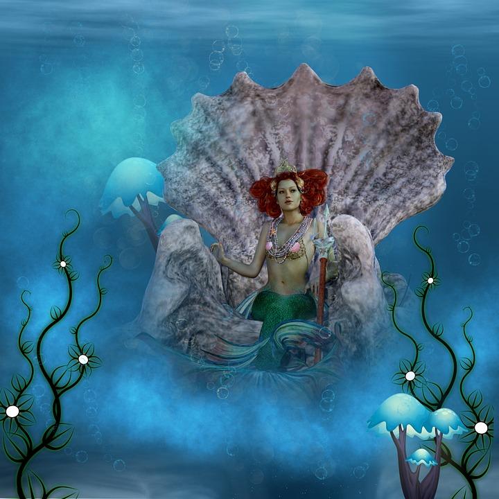 Trident (The Little Mermaid)   Disney Wiki   FANDOM powered by Wikia